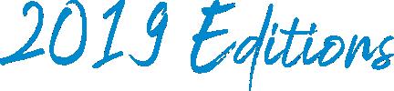 2019 Editions