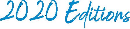 2020 Editions