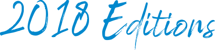 2018 Editions